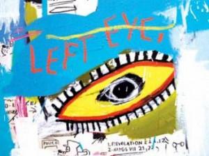 Obras de Juan Miguel Basquiat left-eyes-300x224